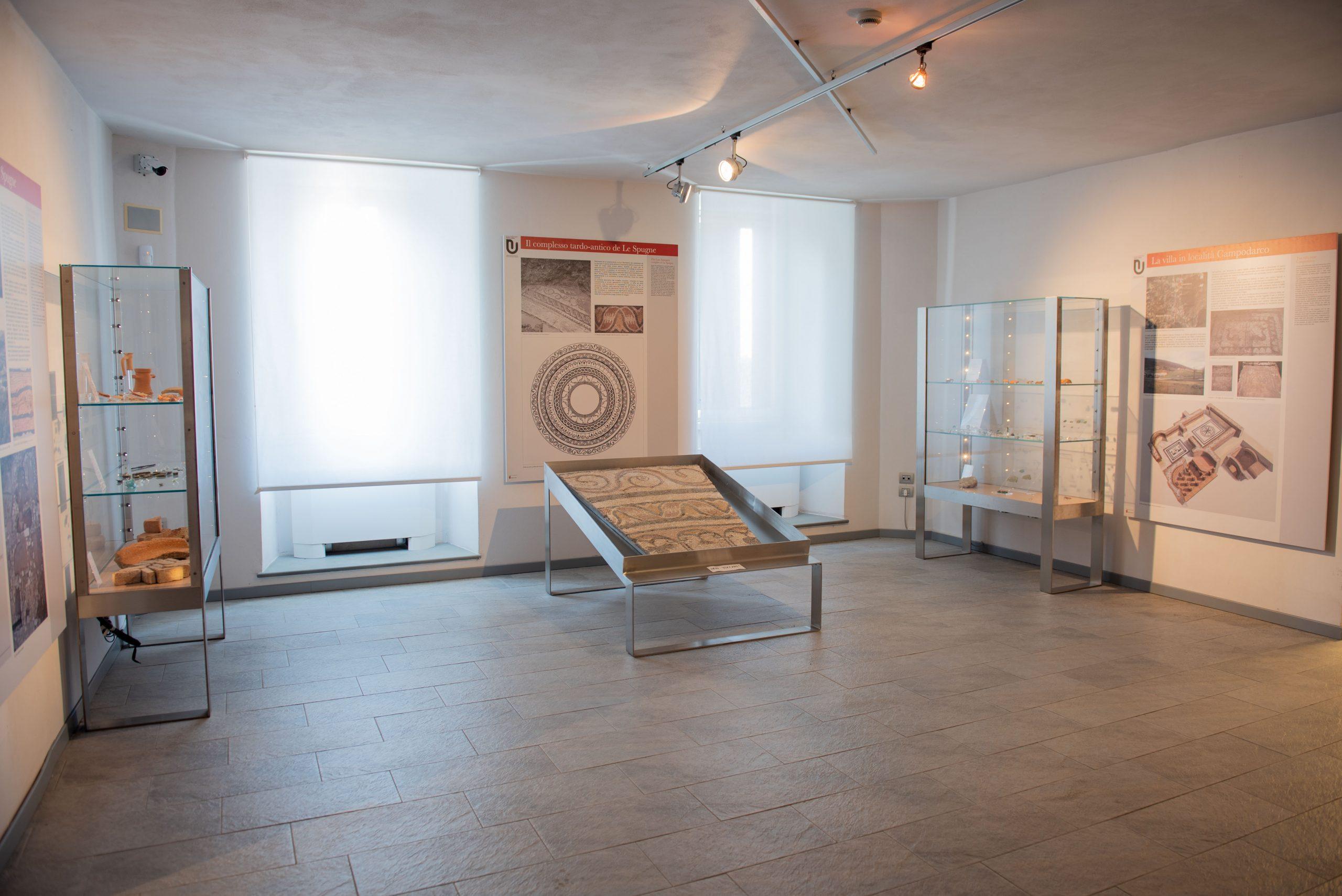 MUSEO ARCHEOLOGICO - NOCERA UMBRA - MeTU